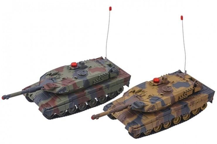 Продажа Танков на радиоуправлении